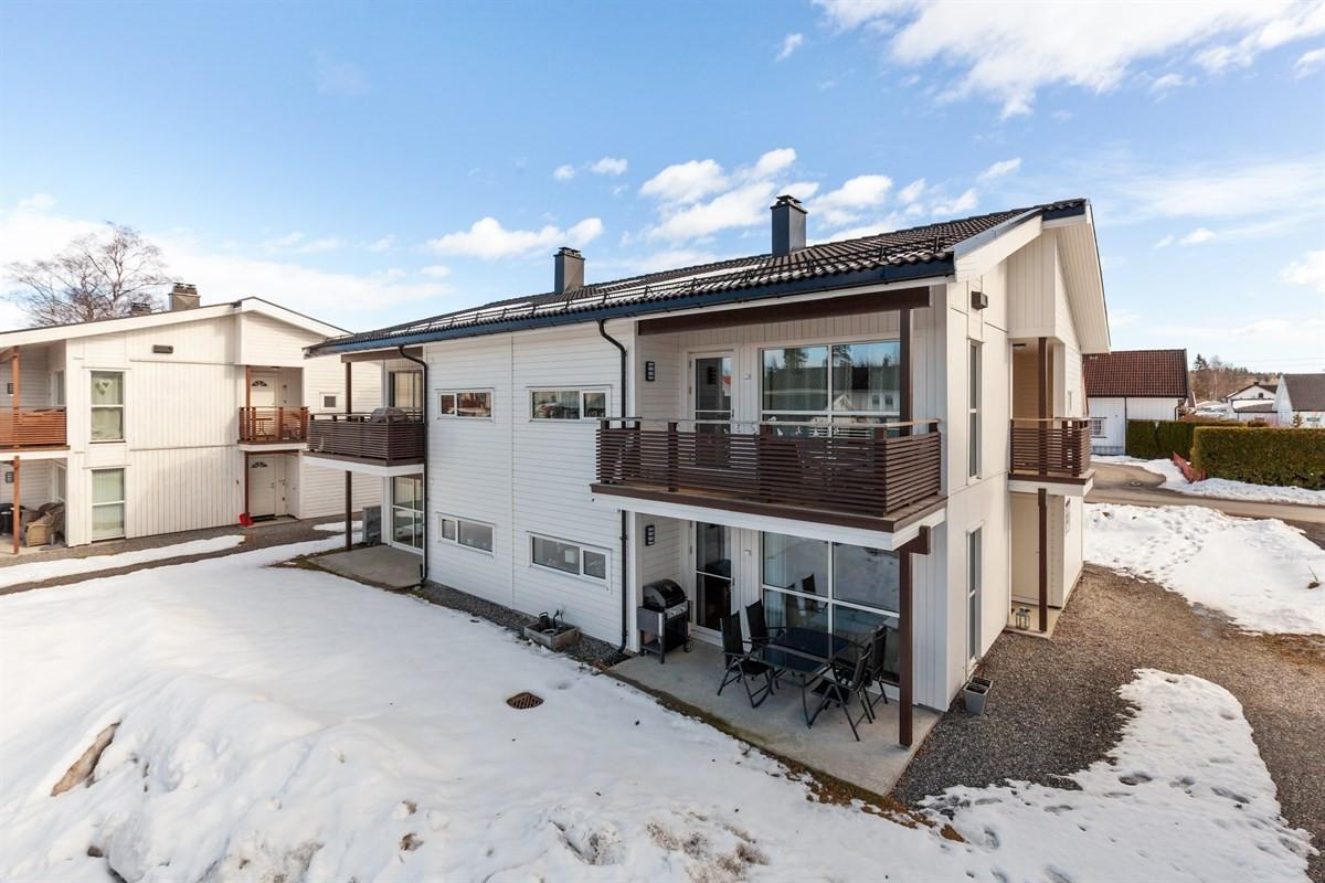 Rekkehus - slitu - 1 890 000,- - Sydvendt & Partners