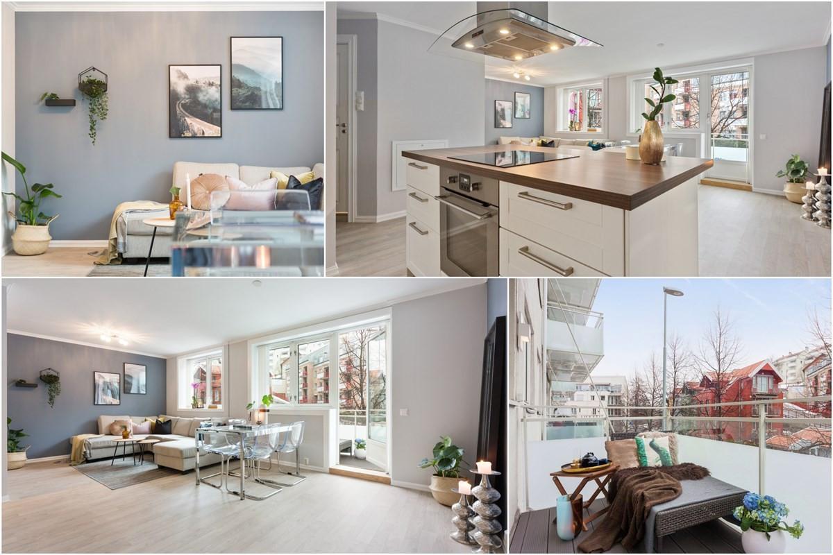 Leilighet - Gamlebyen - oslo - 3 900 000,- - Schala & Partners
