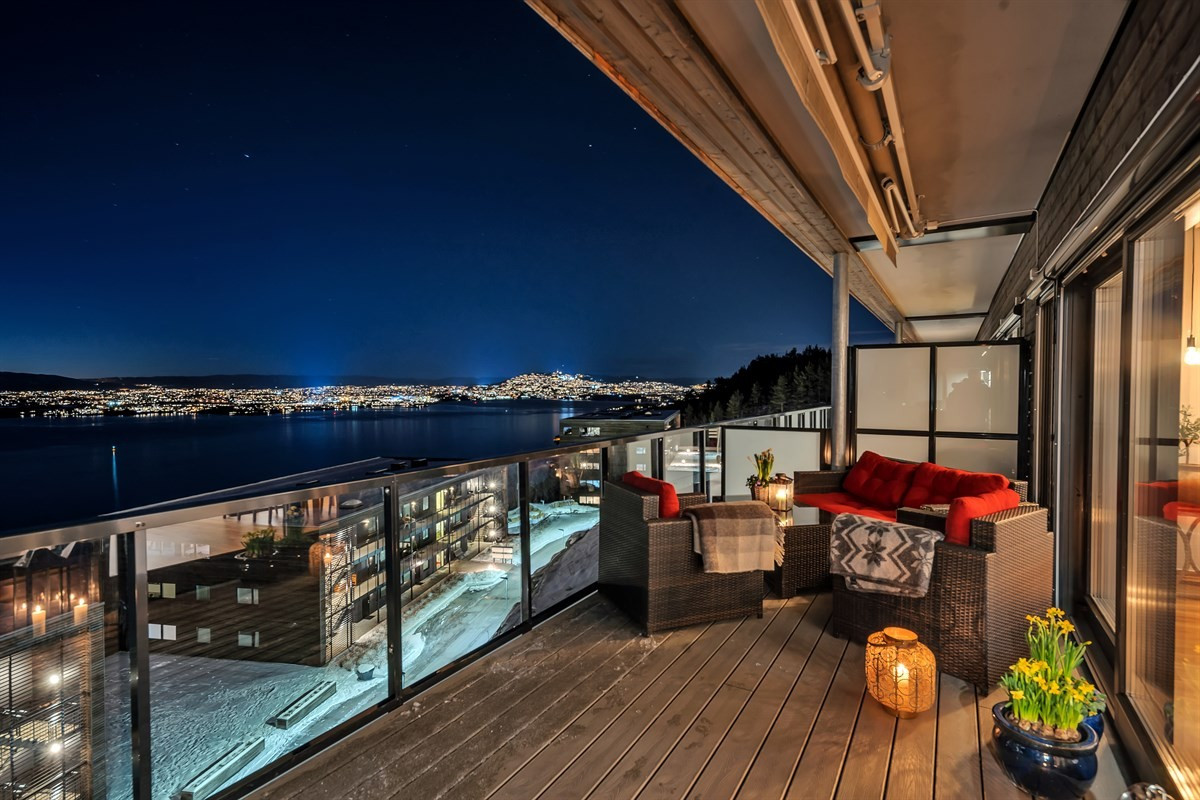 Leilighet - Varden / Nesoddtangen - nesoddtangen - 7 900 000,- - Sydvendt & Partners