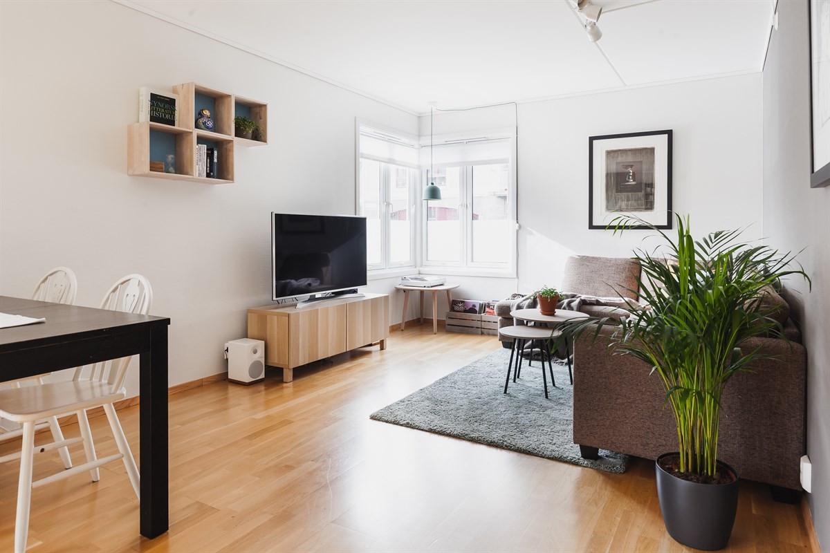 Leilighet - Møllenberg / Buran - trondheim - 2 890 000,- - Olden & Partners