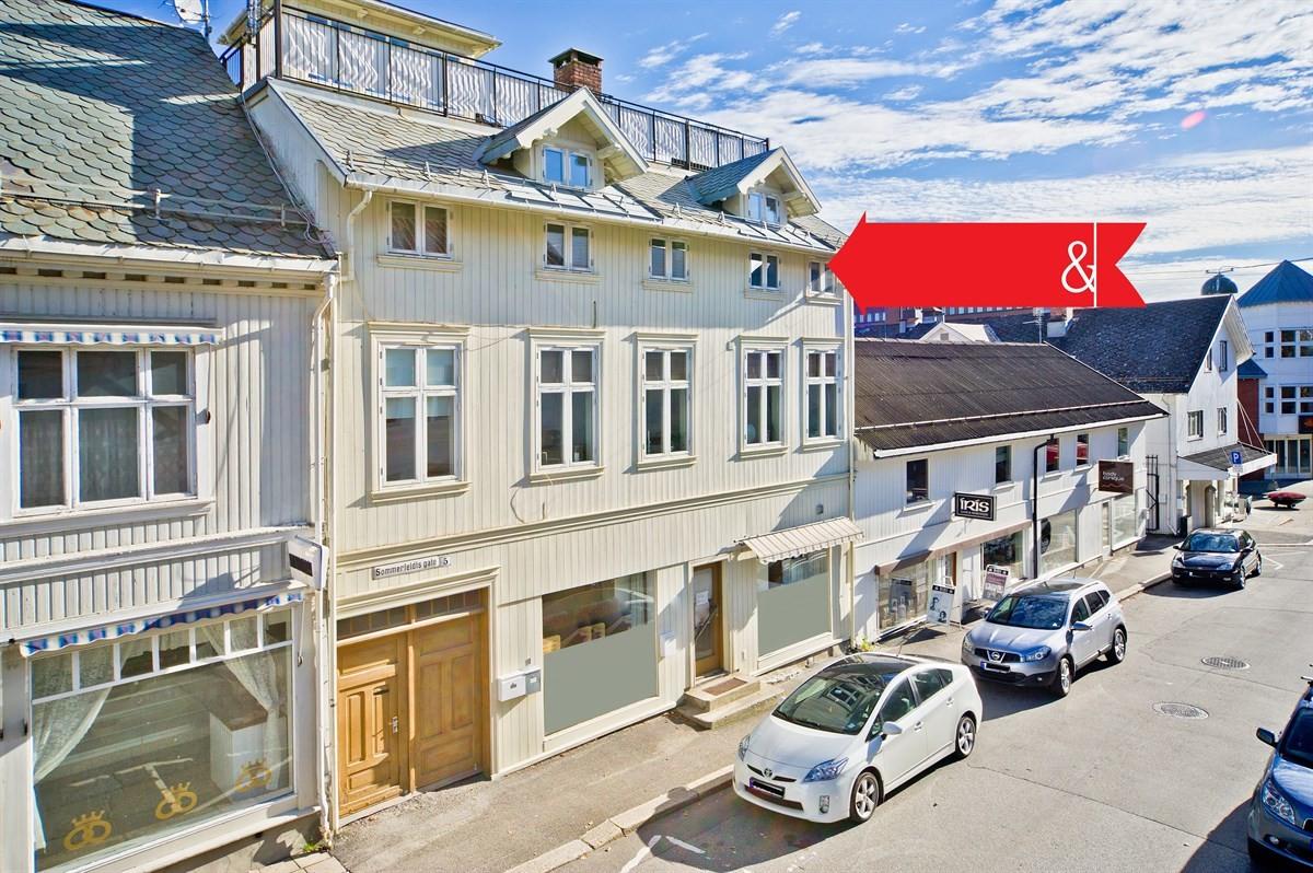 Leilighet - gjøvik - 2 890 000,- - Gjestvang & Partners