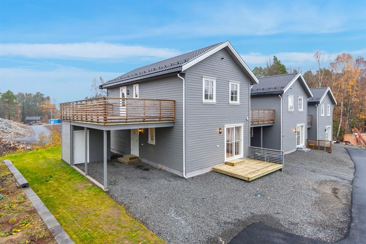 Enebolig - kongshavn - 2 790 000,- - Meglerhuset & Partners