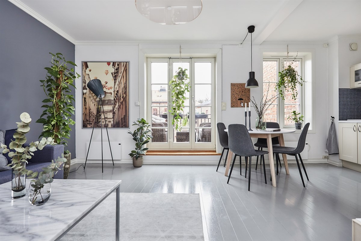 Leilighet - Grünerløkka - oslo - 3 750 000,- - Schala & Partners