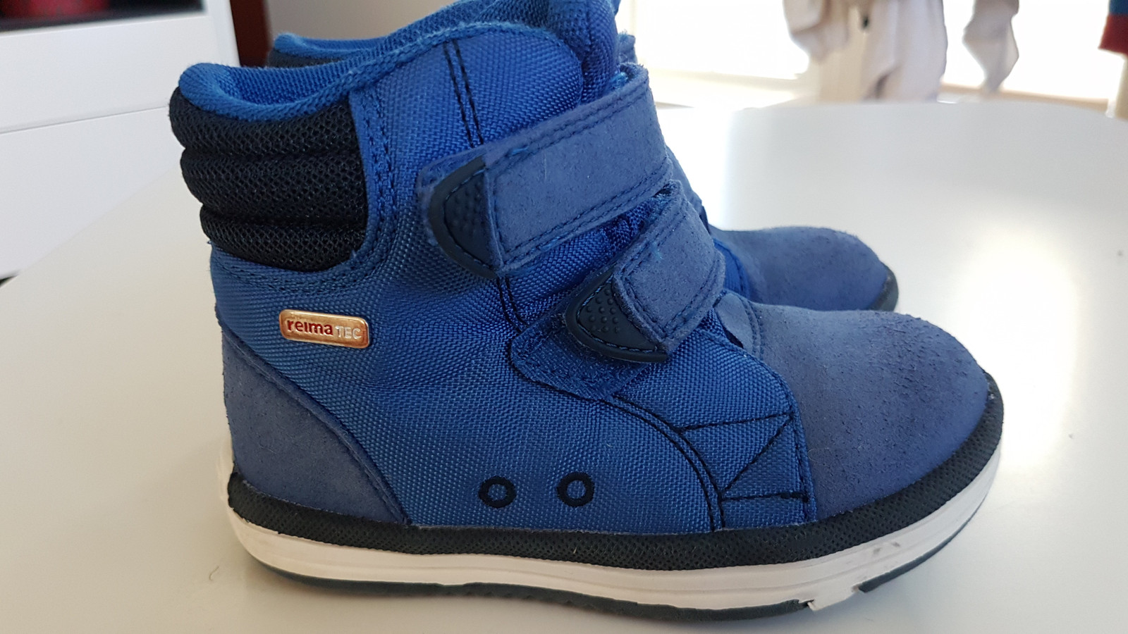 84142be41758 Reima høst vår sko for gutt 24 str