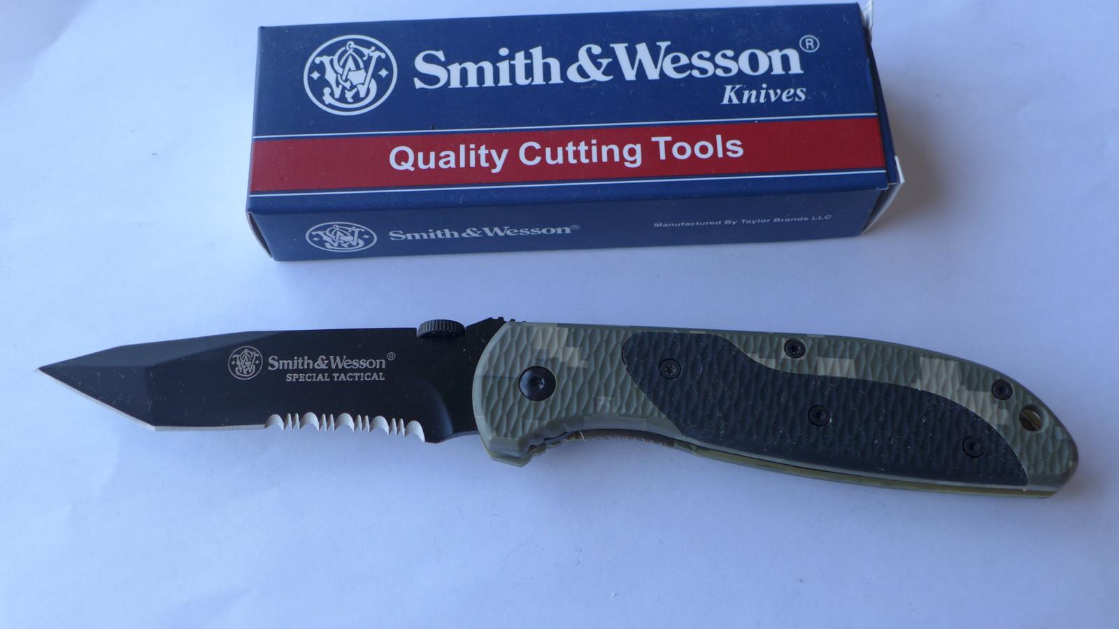 Smith & Wesson Foldekniv | FINN no