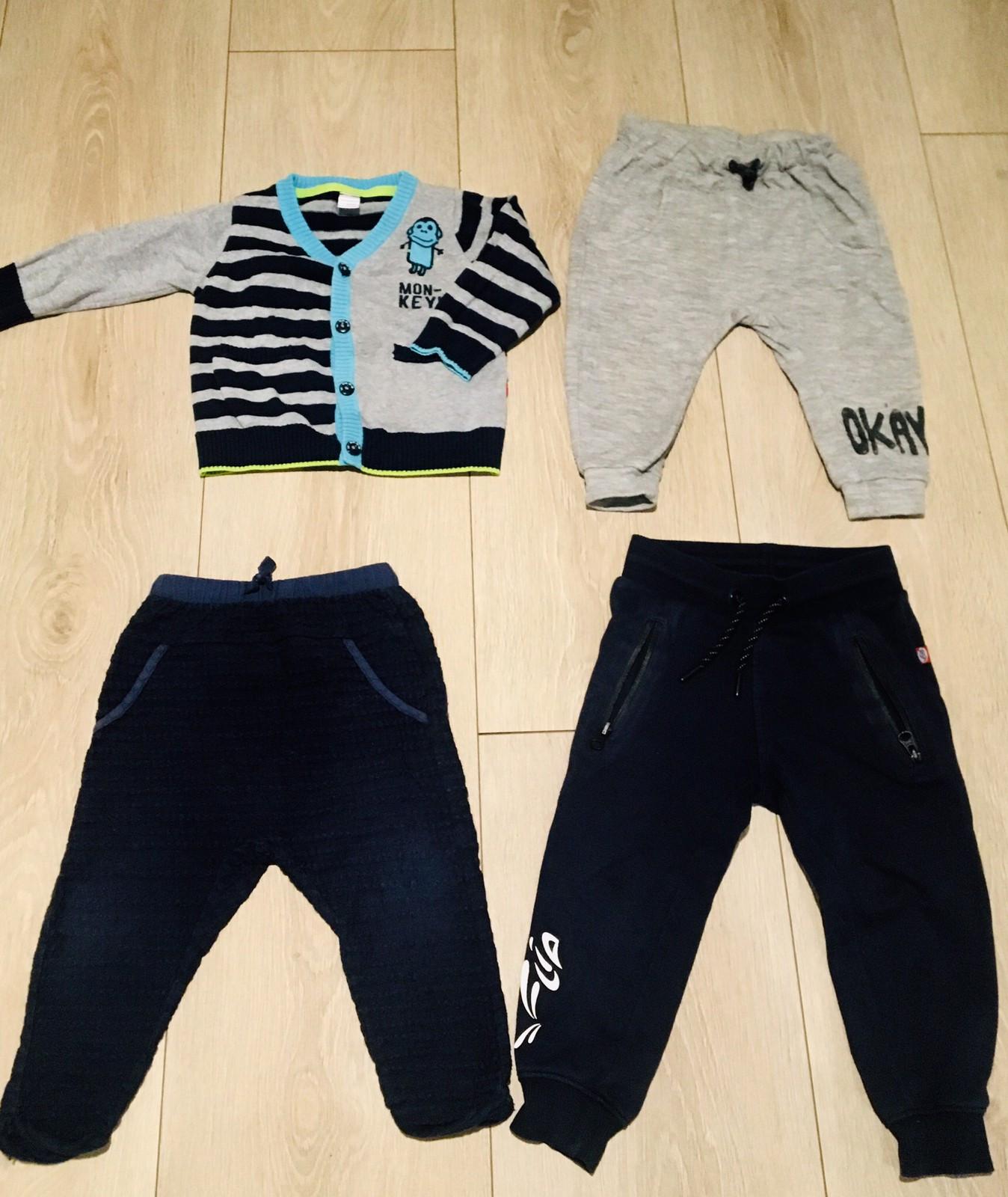 784d55ba Pent brukte klær gutt Str 86/92 | FINN.no