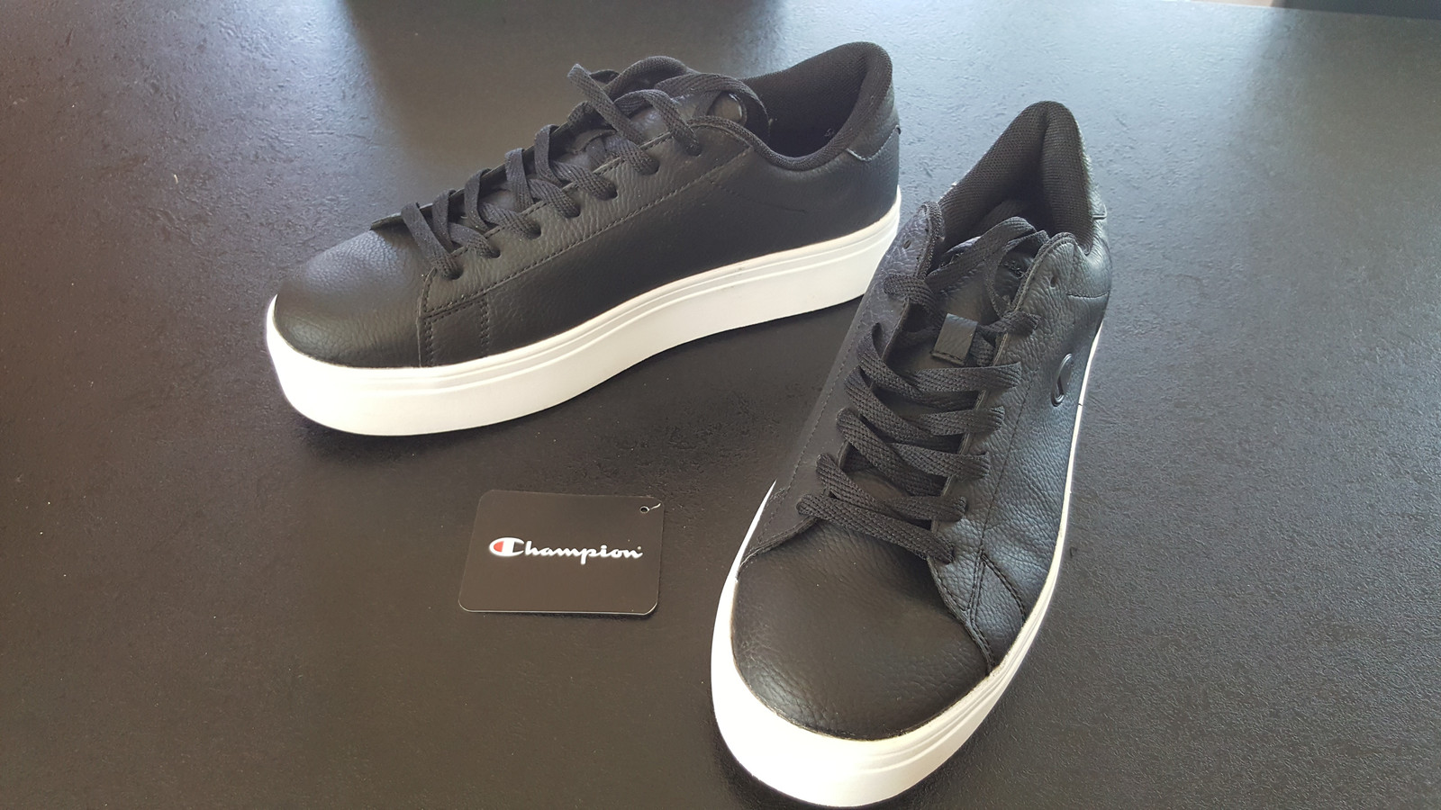 Champion sneakers, plattform, str. 42 | FINN.no