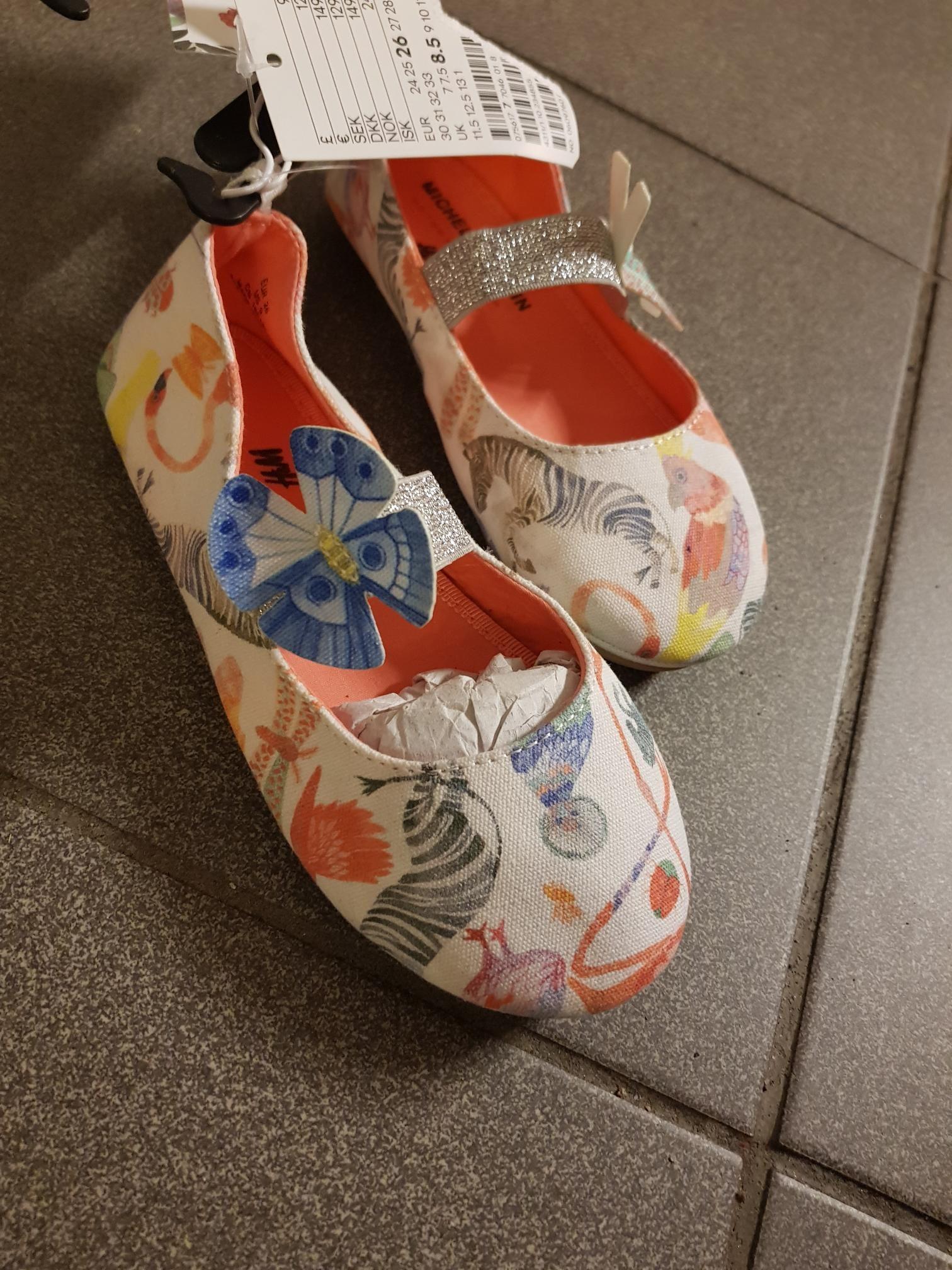 NYE sko fra H&M i str 26 innersåle 16.5 | FINN.no