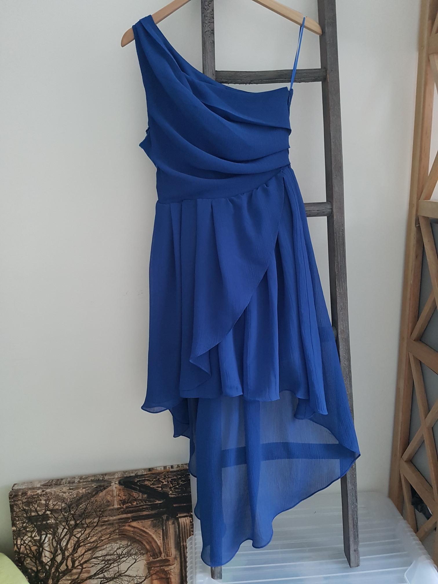 dbbd547e166e Kongeblå kjole (Small)
