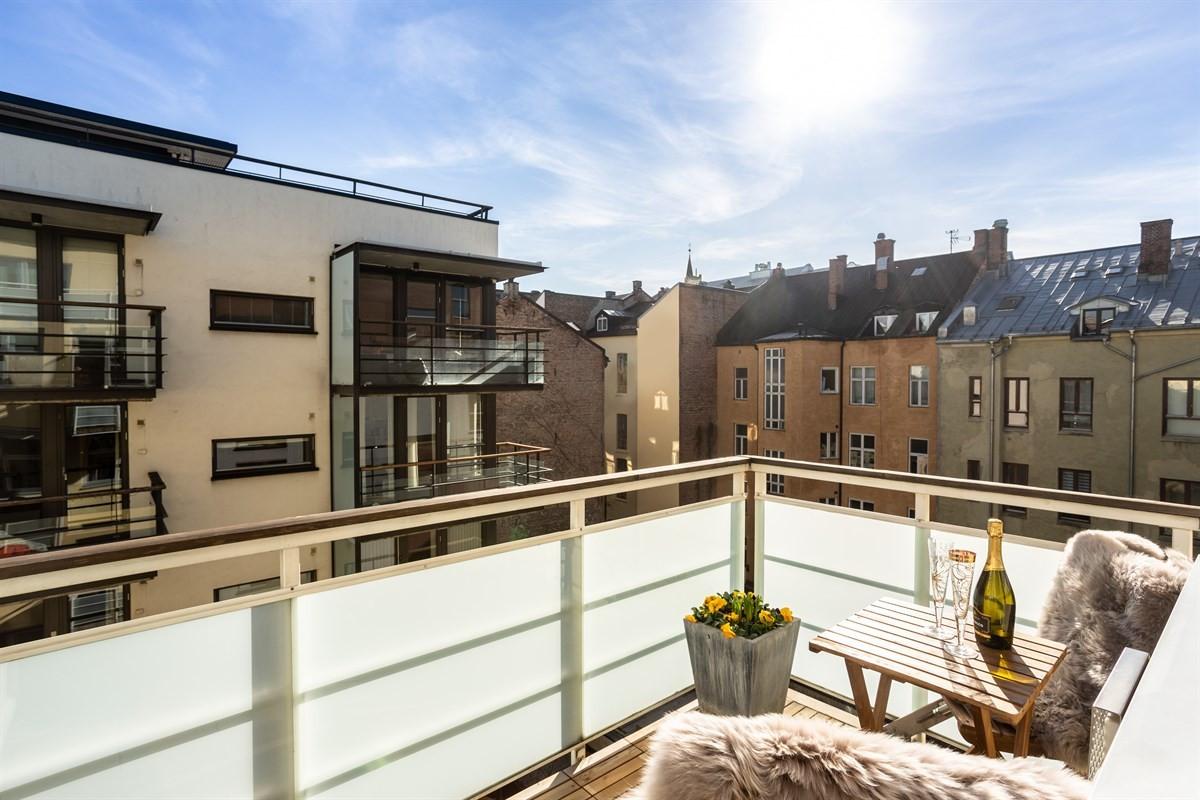 Leilighet - Pilestredet / St. Hanshaugen - oslo - 2 350 000,- - Schala & Partners