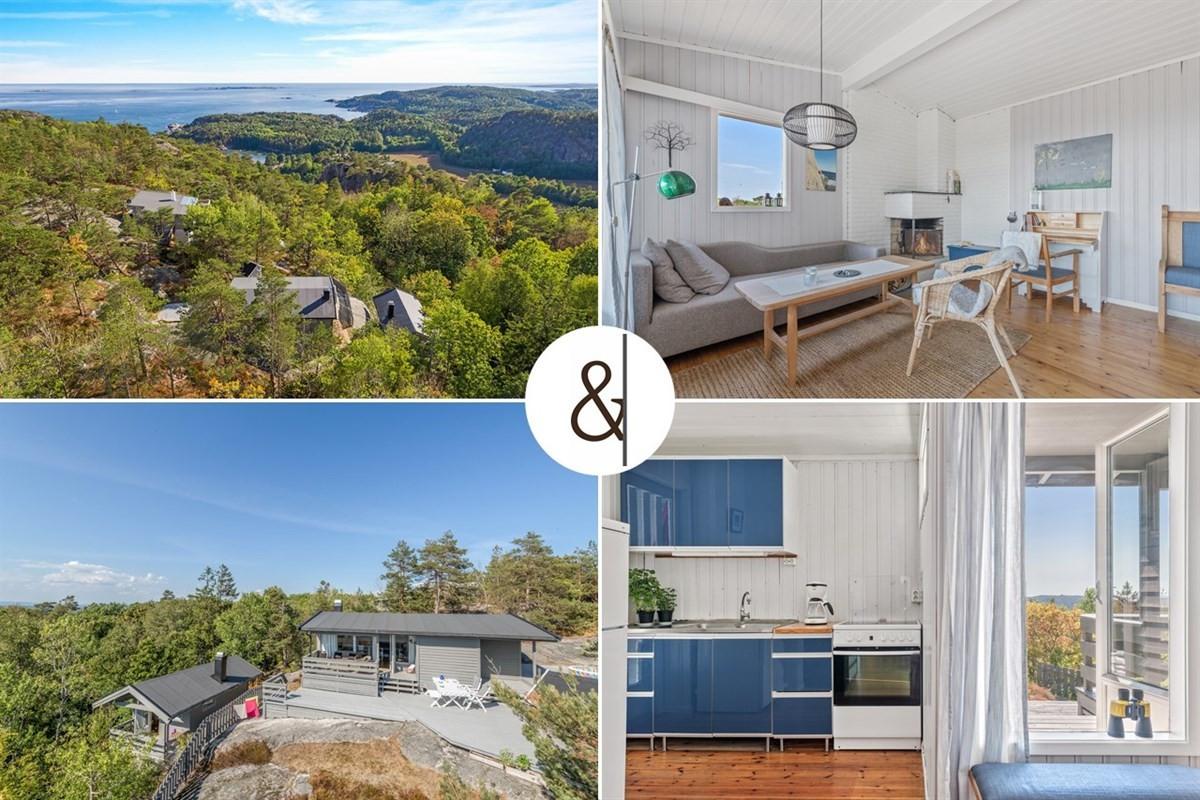 Hytte - Kjerringberget - tjodalyng - 3 190 000,- - Leinæs & Partners
