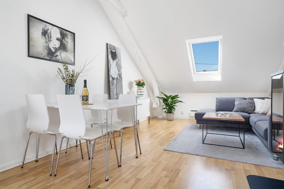 Leilighet - Bislett / Bolteløkka - oslo - 3 650 000,- - Schala & Partners