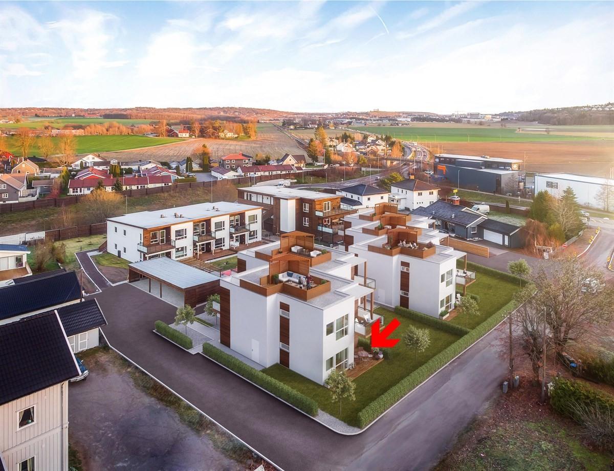 Leilighet - sem - 3 550 000,- - Bakke Sørvik & Partners