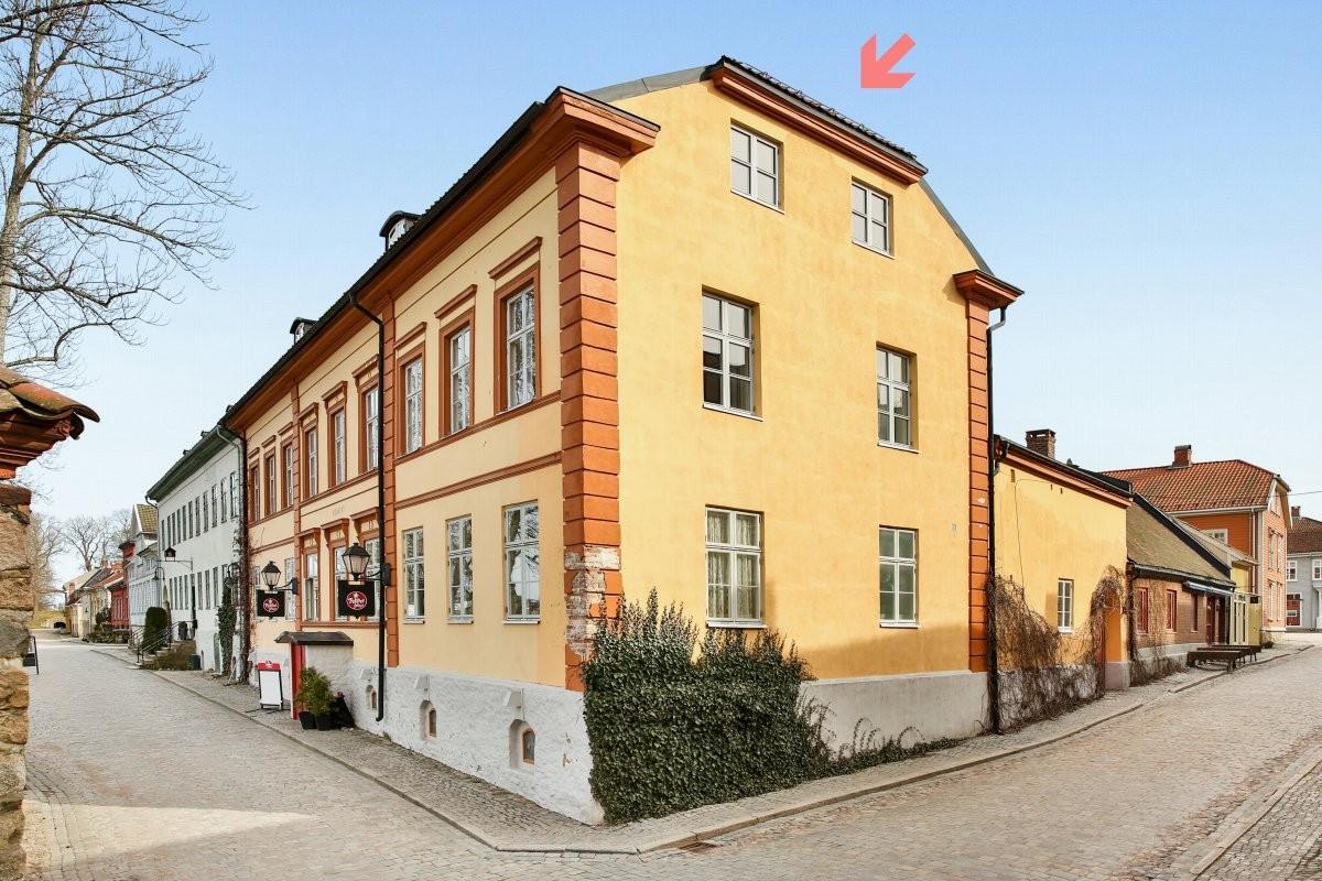 Leilighet - Gamlebyen - gamle fredrikstad - 2 500 000,- - Møller & Partners
