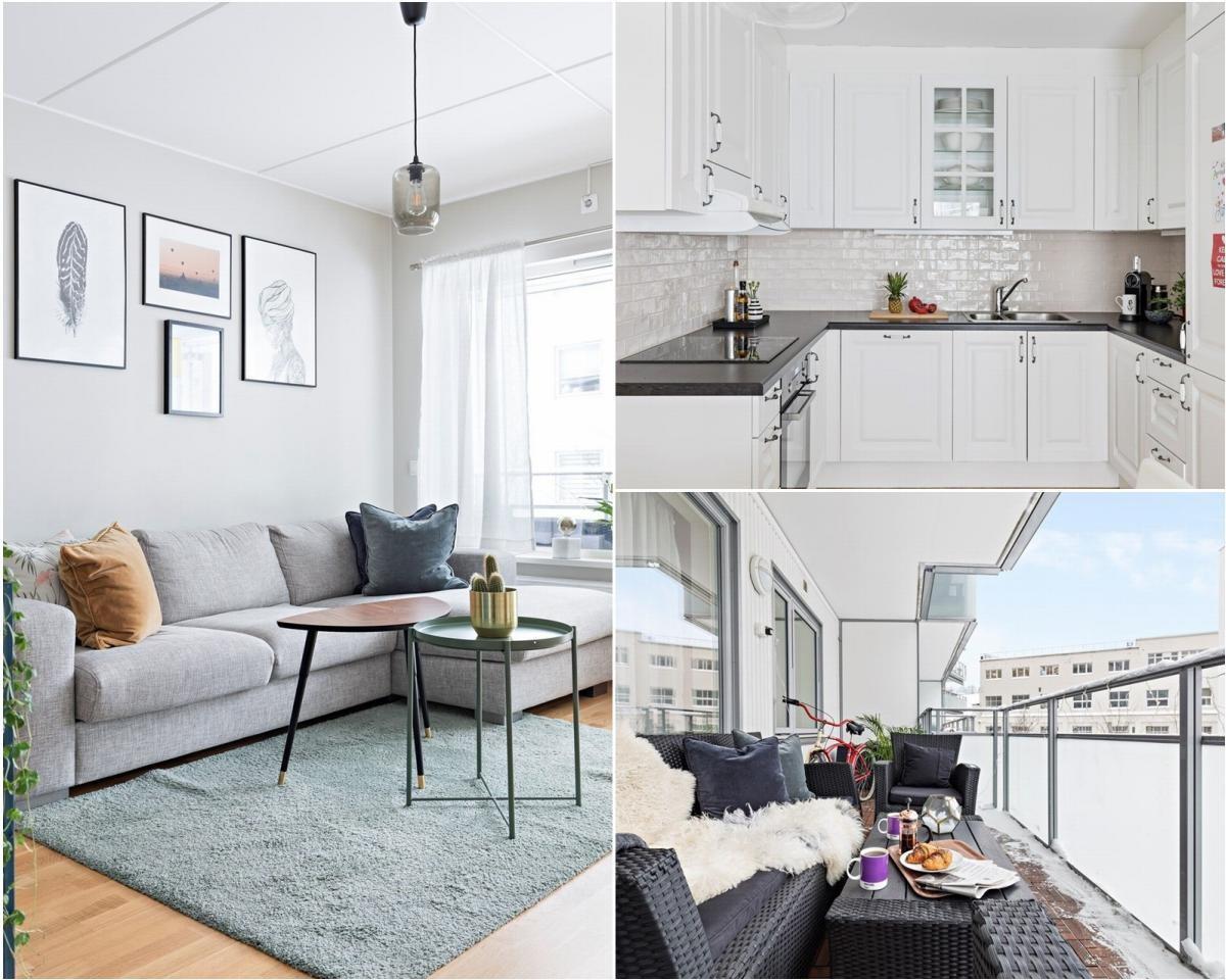 Leilighet - Kværnerbyen - oslo - 3 780 000,- - Schala & Partners