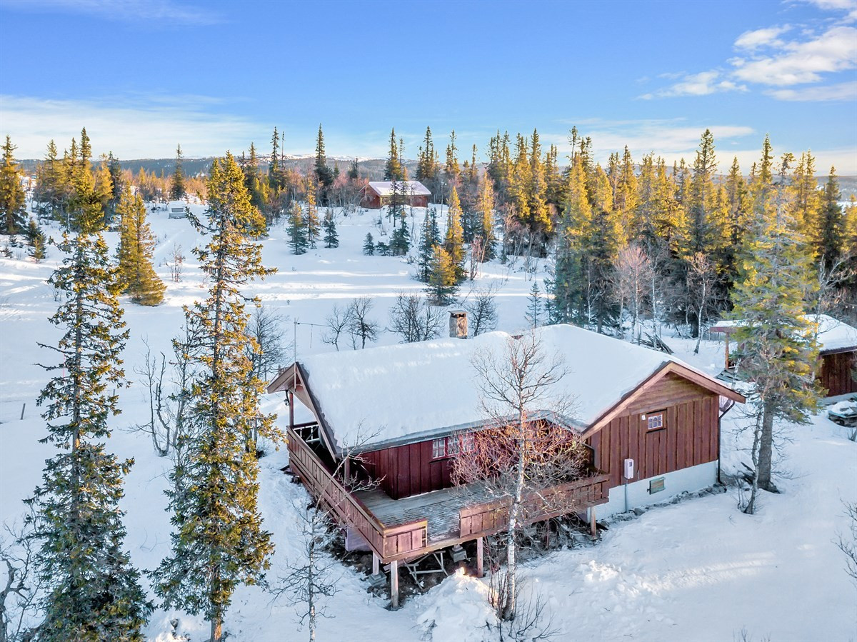 Hytte - Synnfjellet - nord-torpa - 2 450 000,- - Gjestvang & Partners
