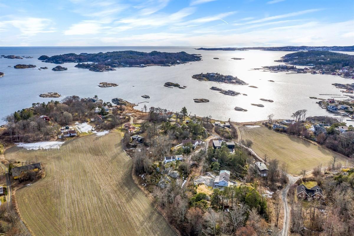 Hytte - Lamøya - larvik - 2 190 000,- - Leinæs & Partners