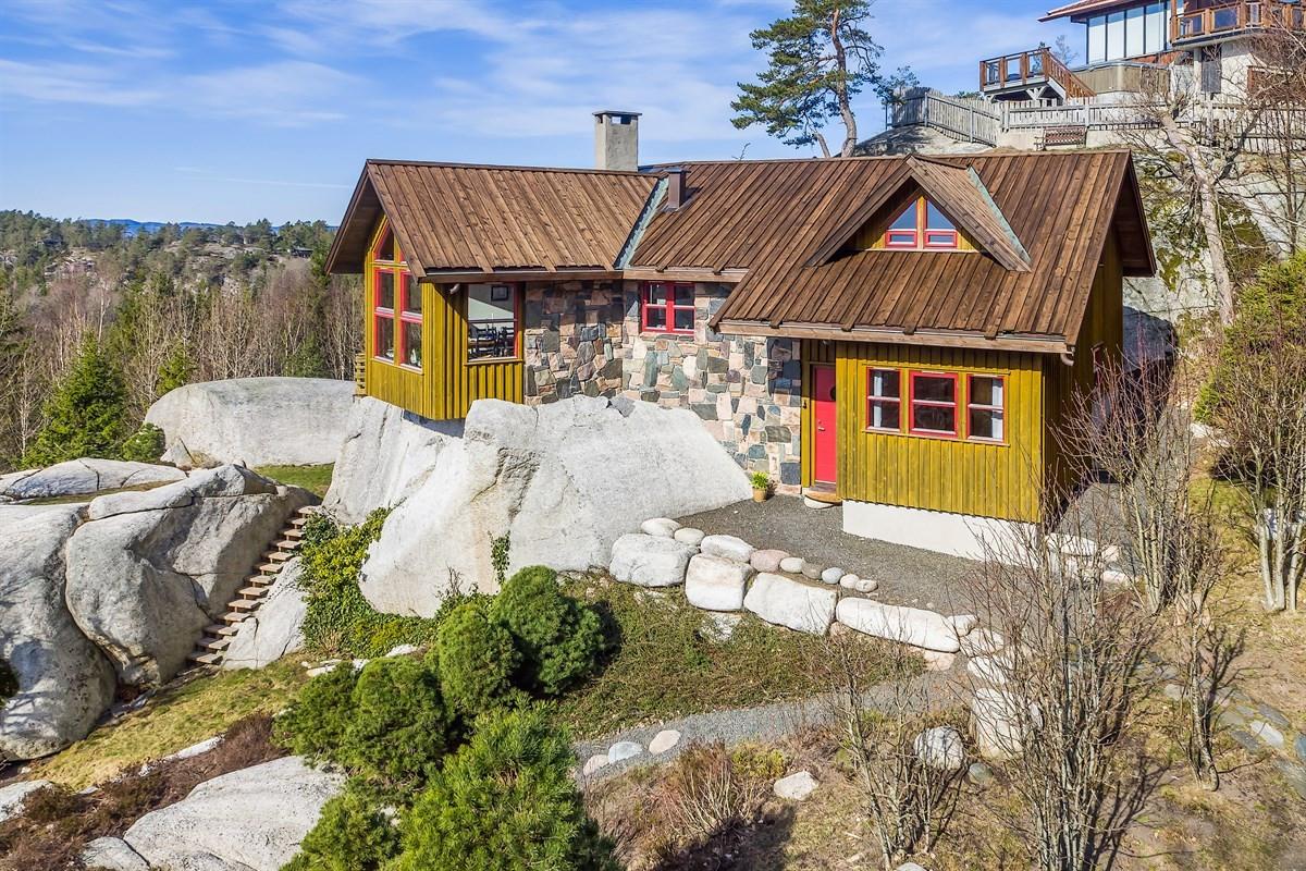Hytte - Ranvika - tjodalyng - 4 850 000,- - Leinæs & Partners
