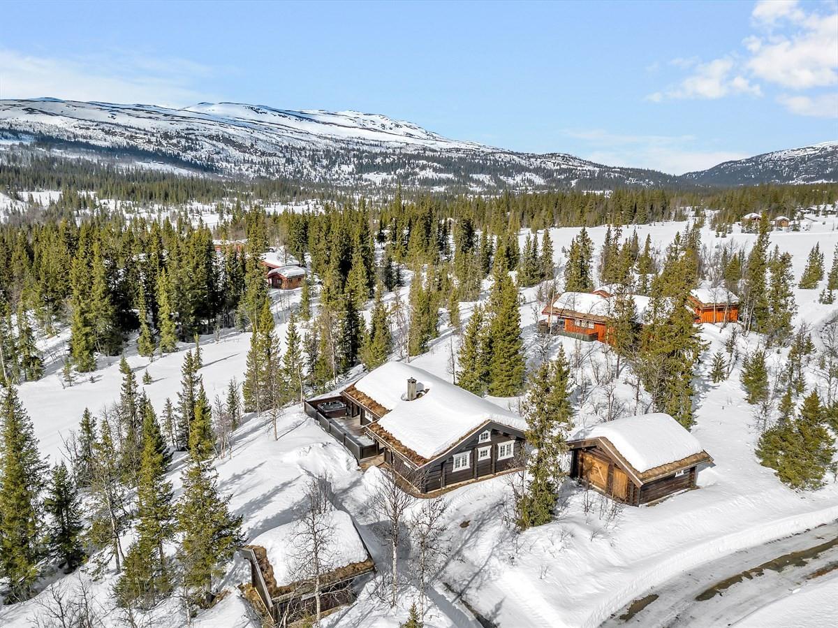 Hytte - Synnfjellet - nord-torpa - 3 950 000,- - Gjestvang & Partners
