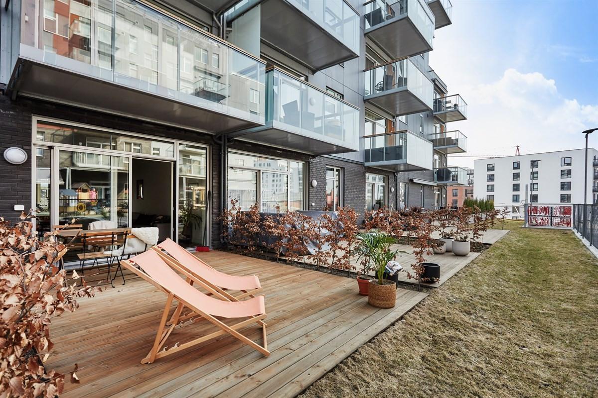 Leilighet - Helsfyr - Sinsen - oslo - 4 250 000,- - Schala & Partners