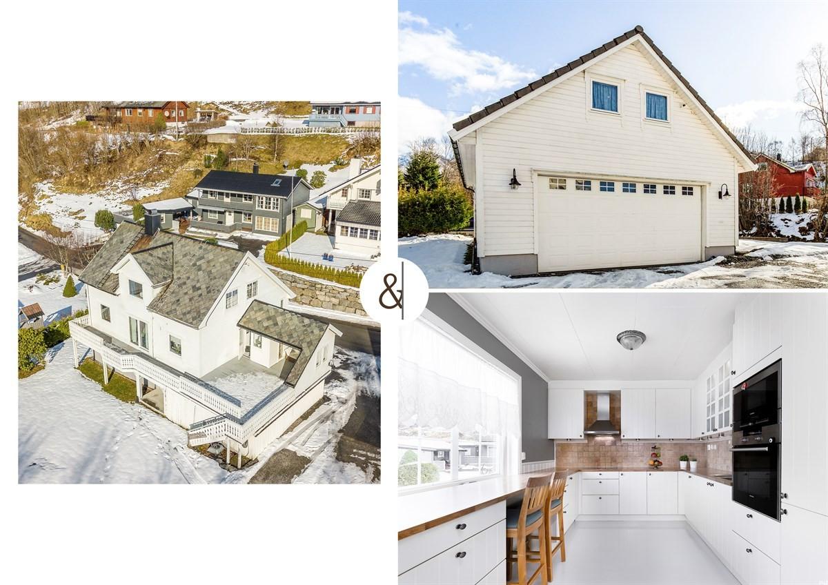 Enebolig - Helledalen - sykkylven - 2 550 000,- - Aursnes & Partners