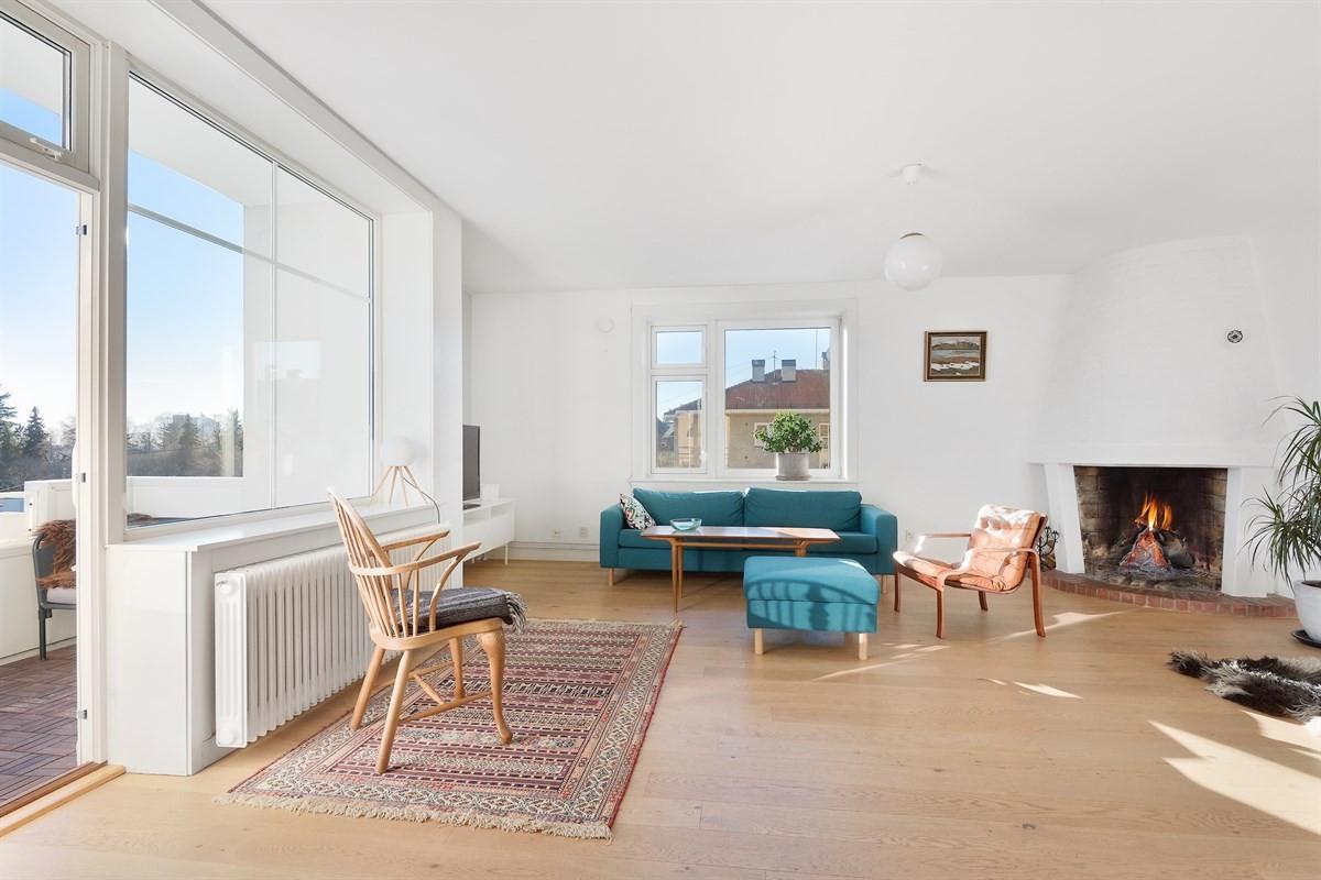 Leilighet - Sofienberg - oslo - 7 600 000,- - Schala & Partners