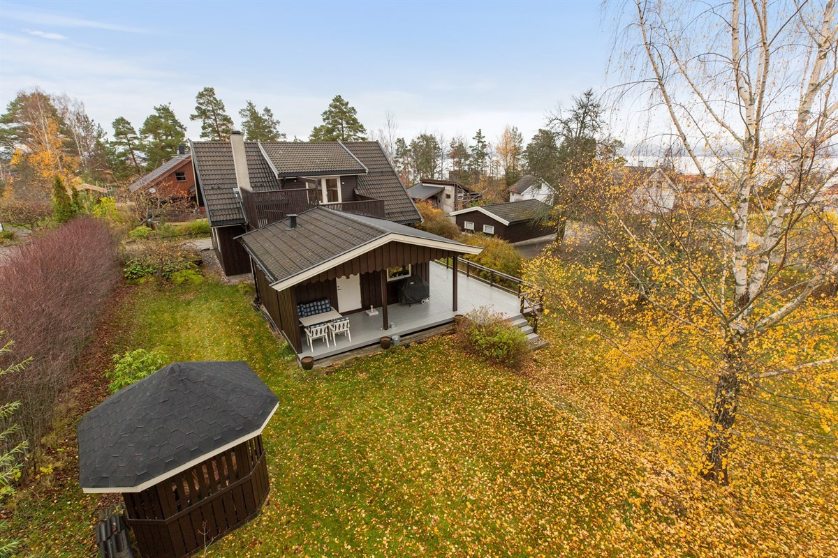 Enebolig - Fjordvangen - nesodden - 6 490 000,- - Sydvendt & Partners