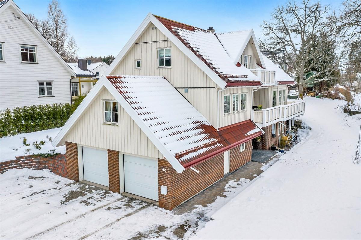 Enebolig - ski - 8 790 000,- - Sydvendt & Partners
