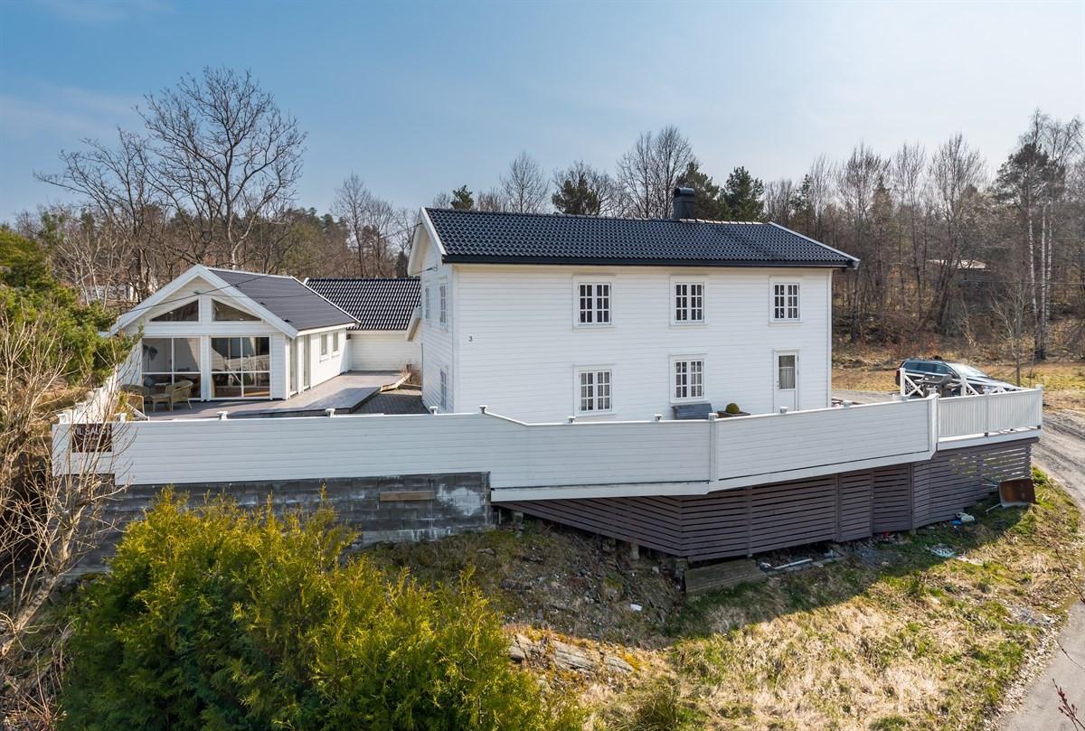 Enebolig - kongshavn - 2 650 000,- - Meglerhuset & Partners