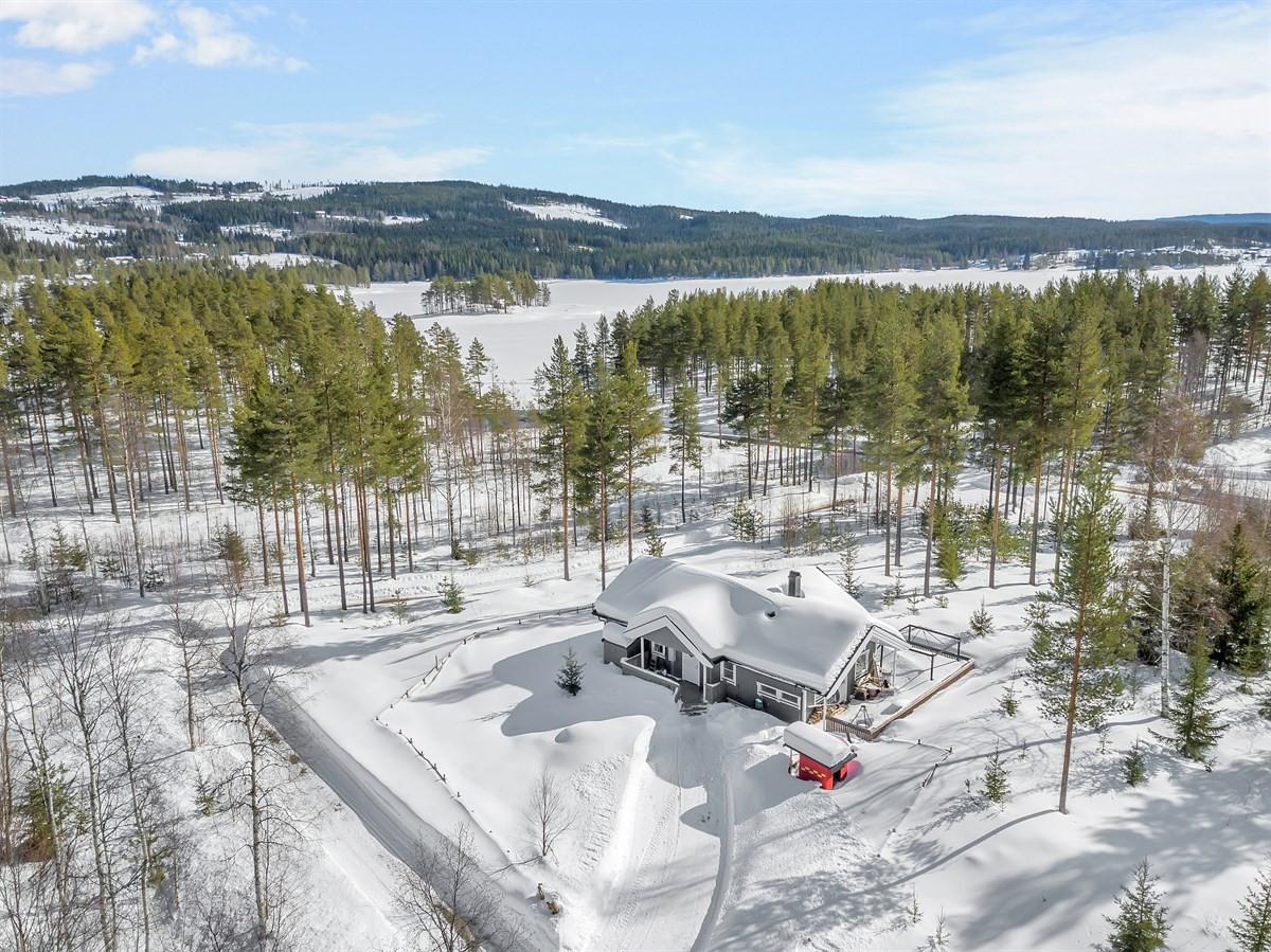 Hytte - Trevatn - fall - 2 200 000,- - Gjestvang & Partners