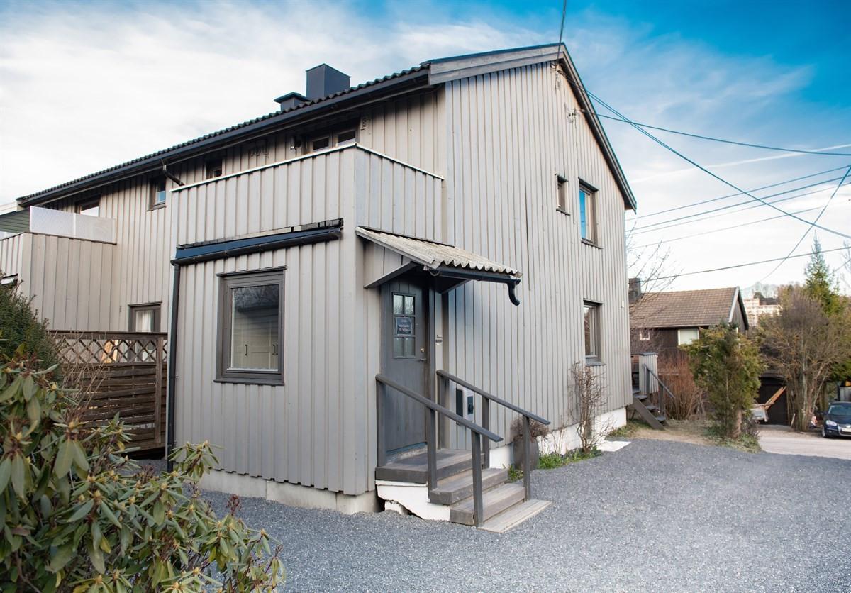 Tomannsbolig - Fjellhus / Teisen - oslo - 7 200 000,- - Schala & Partners