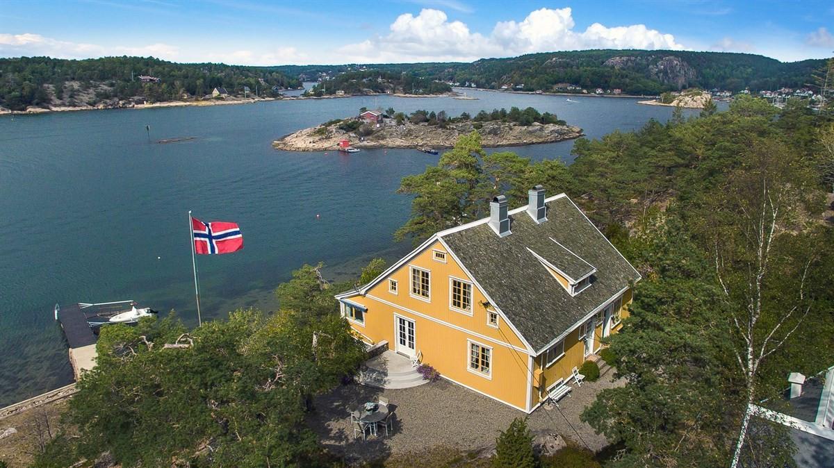 Fritidseiendom - gressvik - 18 000 000,- - Møller & Partners