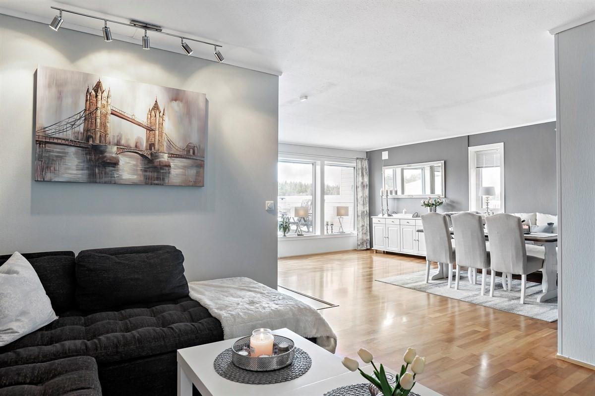Leilighet - Borgenhaugen - borgenhaugen - 2 325 000,- - Grimsøen & Partners