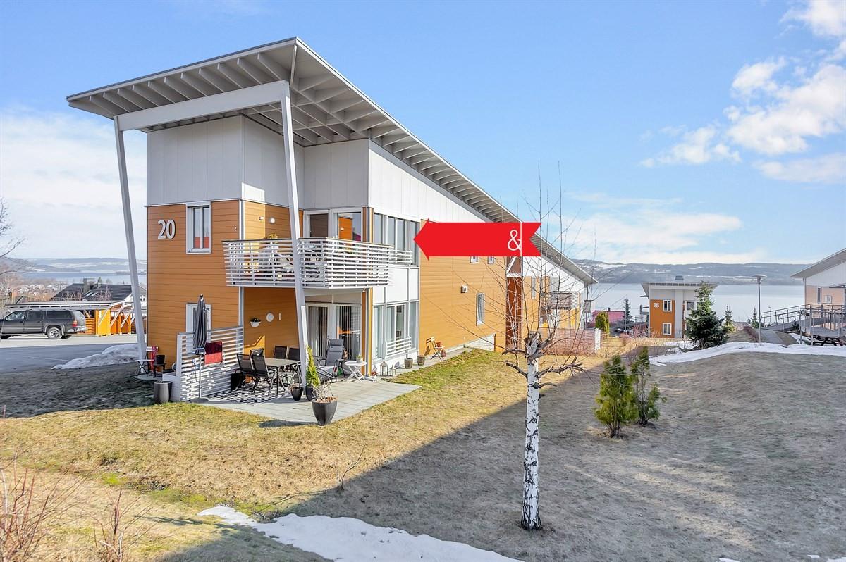 Rekkehus - gjøvik - 1 790 000,- - Gjestvang & Partners
