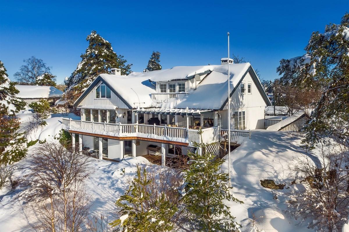 Enebolig - vestskogen - 8 200 000,- - Bakke Sørvik & Partners