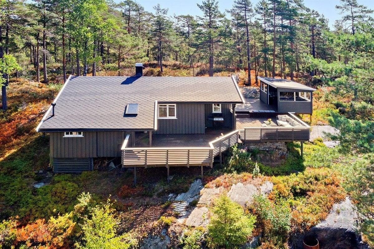 Hytte - svinndal - 850 000,- - Grimsøen & Partners