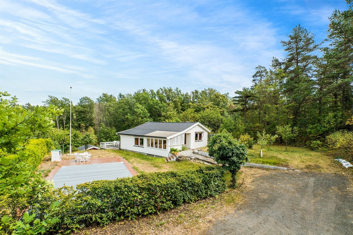 Hytte - tjøme - 2 390 000,- - Bakke Sørvik & Partners