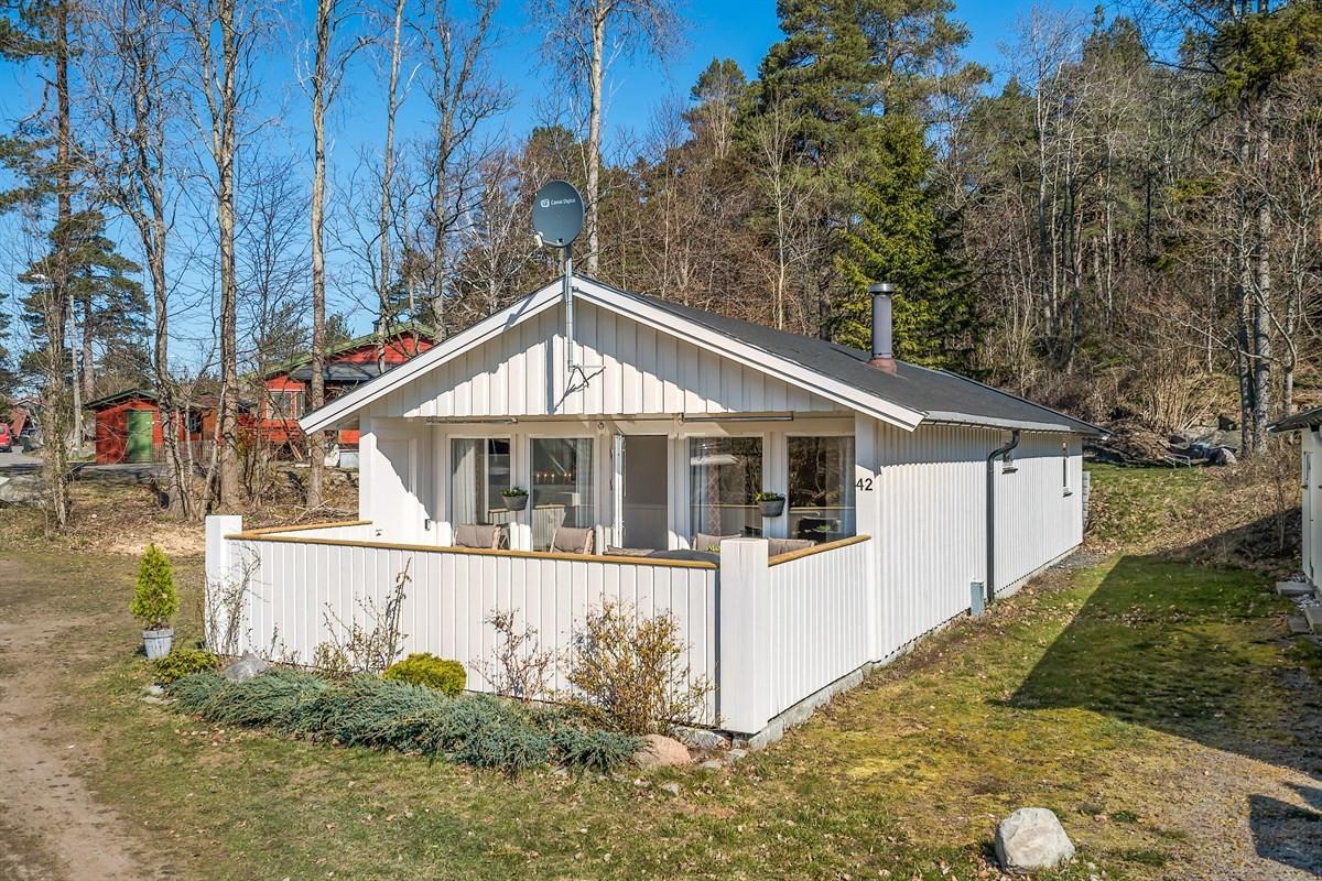 Hytte - tjøme - 3 590 000,- - Bakke Sørvik & Partners
