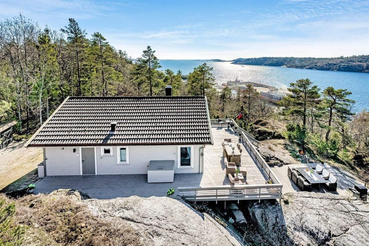Hytte - helgeroa - 2 490 000,- - Leinæs & Partners