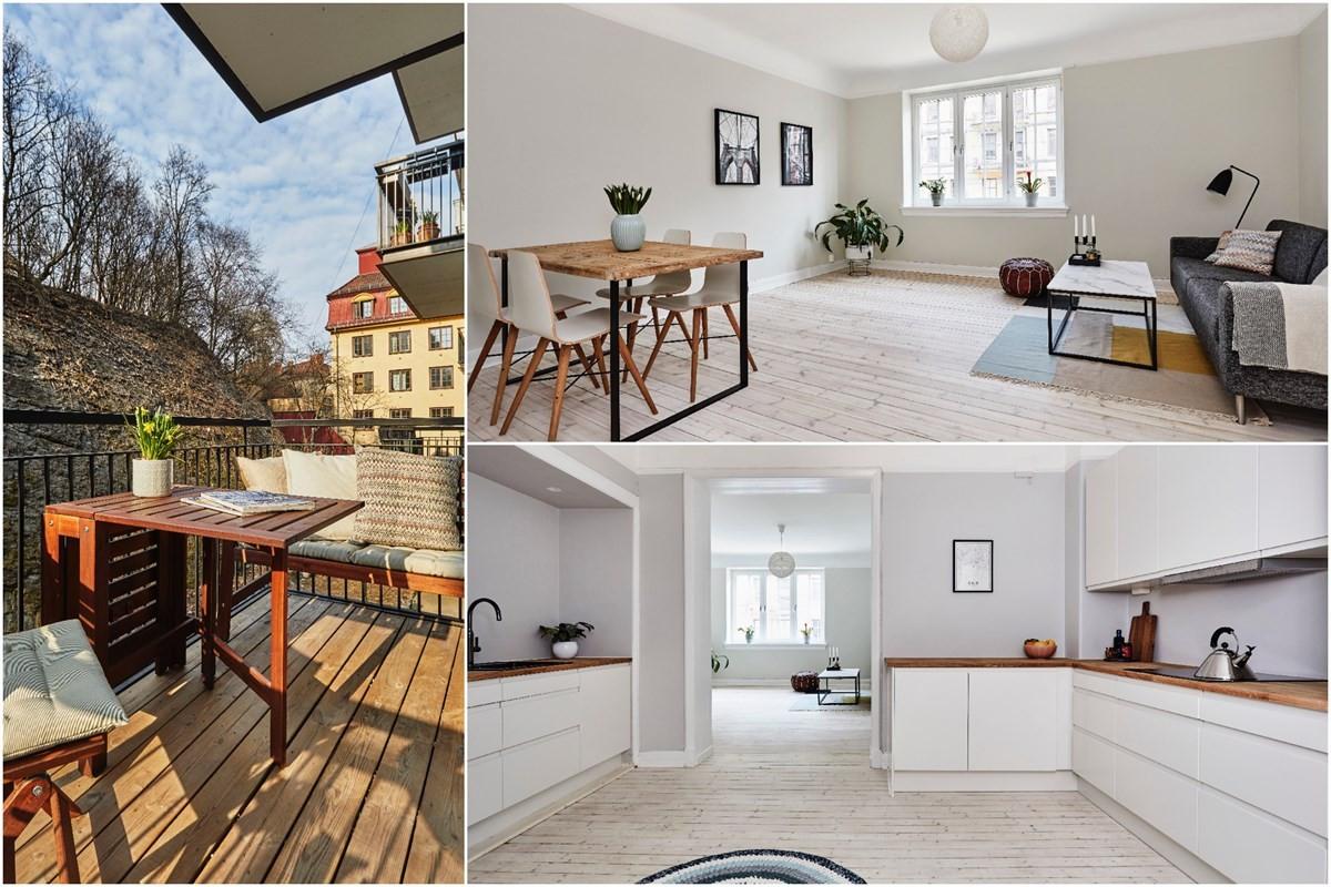 Leilighet - St.Hanshaugen - oslo - 5 500 000,- - Schala & Partners