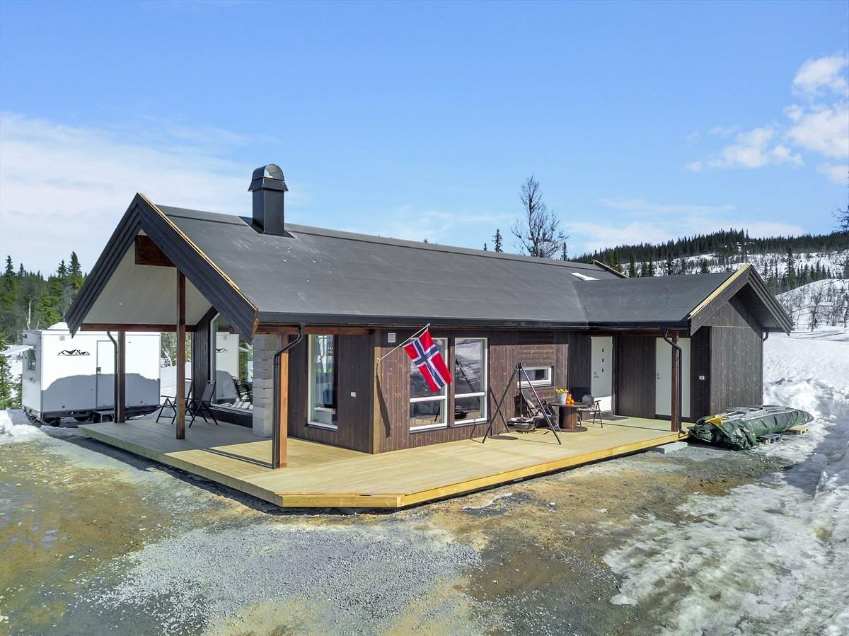 Hytte - Synnfjellet - nord-torpa - 3 450 000,- - Gjestvang & Partners