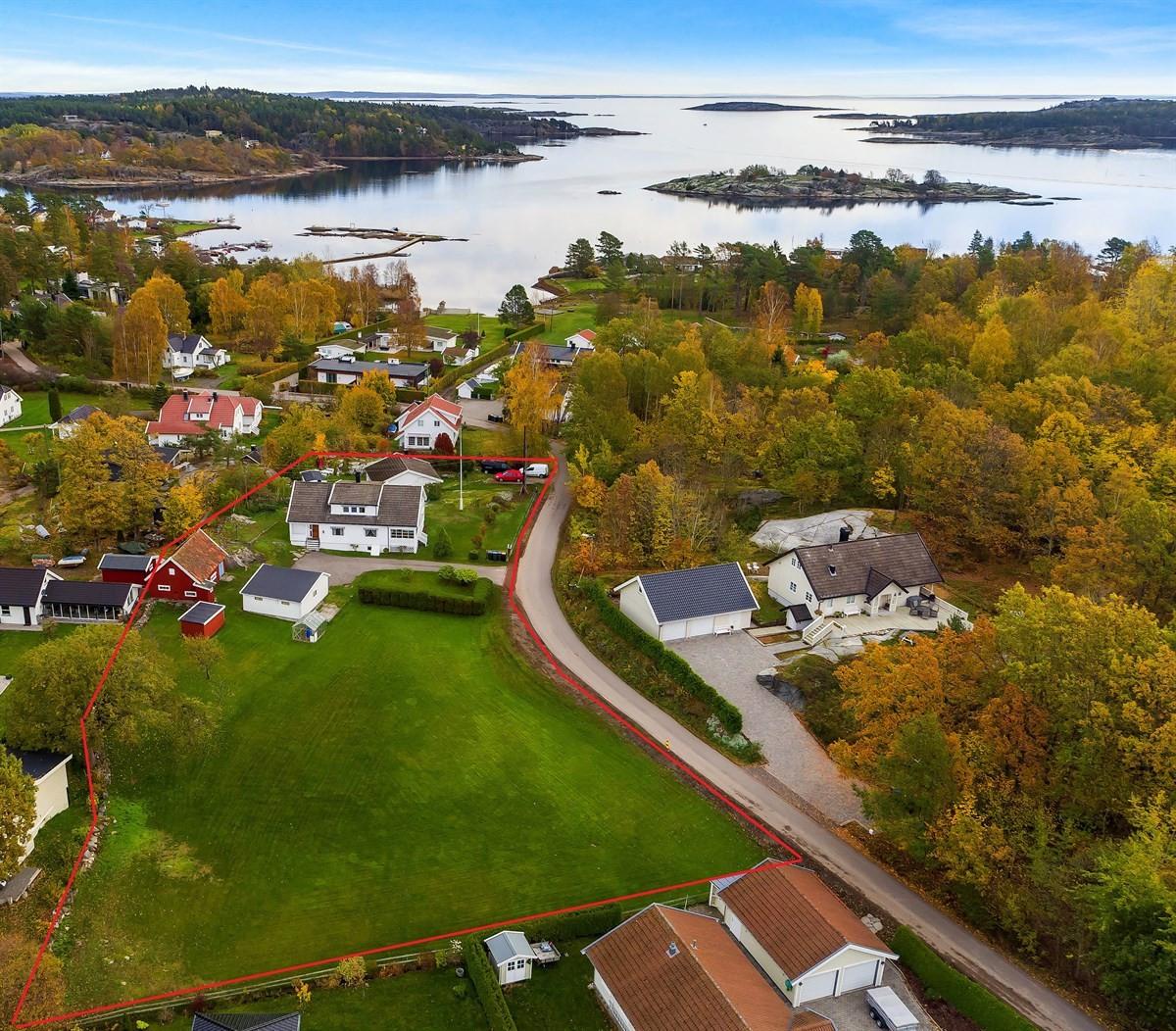 Enebolig - tjøme - 6 990 000,- - Bakke Sørvik & Partners