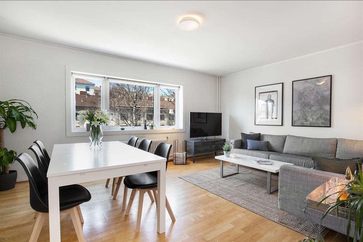 Leilighet - Alexander Kiellands plass - oslo - 3 850 000,- - Schala & Partners