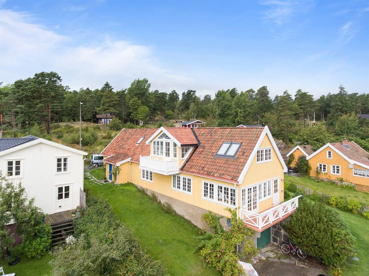 Tomannsbolig - tjøme - 7 750 000,- - Bakke Sørvik & Partners