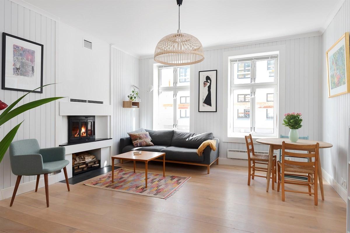 Leilighet - Grünerløkka - oslo - 5 700 000,- - Schala & Partners