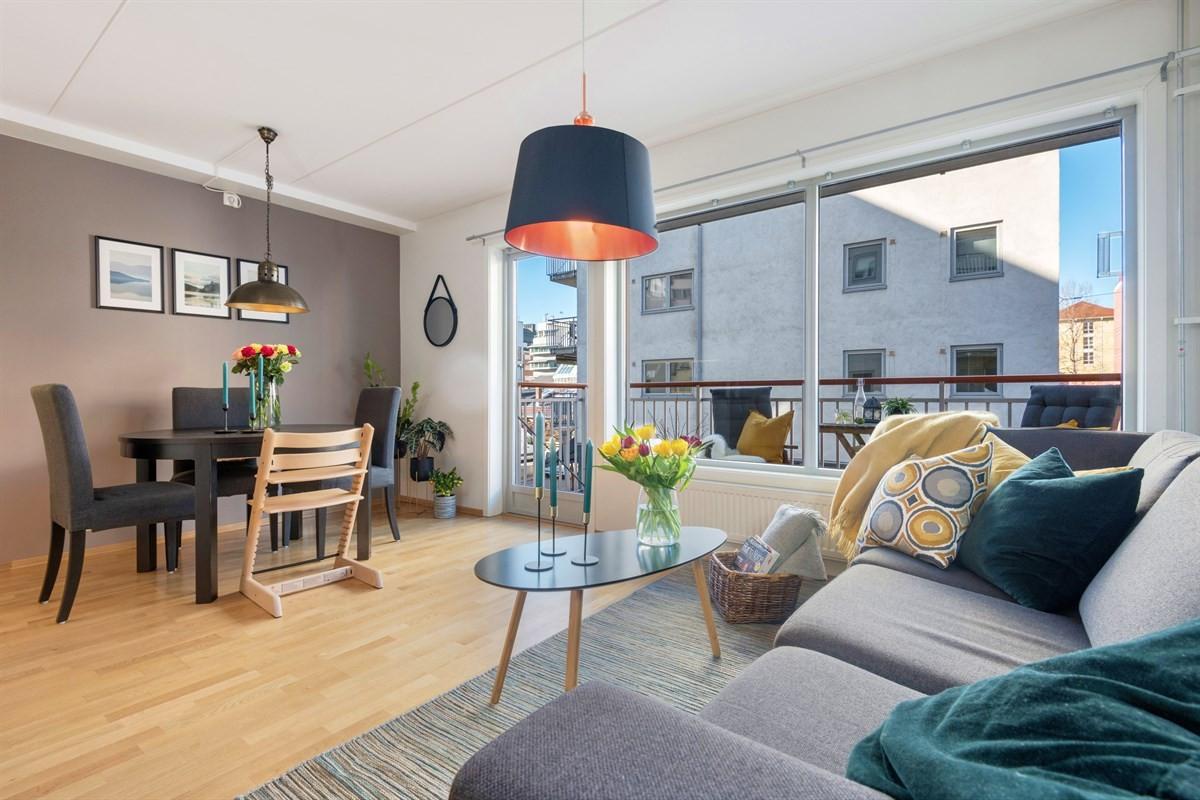 Leilighet - Grønlandskvartalene - oslo - 3 280 000,- - Schala & Partners