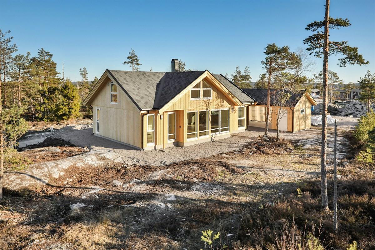 Hytte - Onsøytoppen - manstad - 4 190 000,- - Møller & Partners