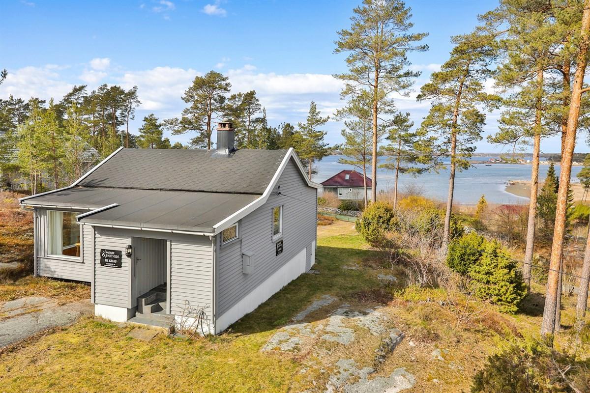 Fritidseiendom - Skjæløy Onsøy - manstad - 3 950 000,- - Møller & Partners