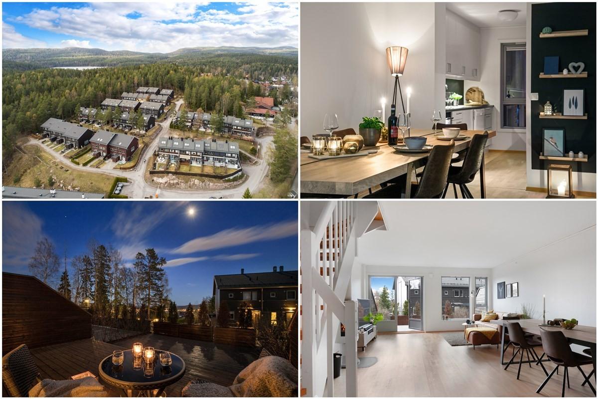 Rekkehus - Lillogrenda - oslo - 6 950 000,- - Schala & Partners
