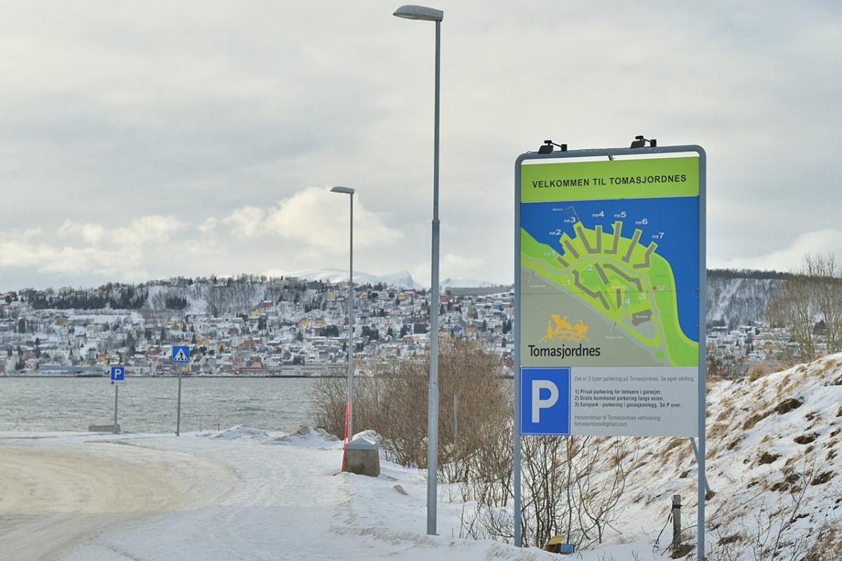 Velkommen til Tomasjordnes